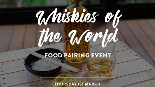 Whiskies-Of-The-World-Food-Paring-Events